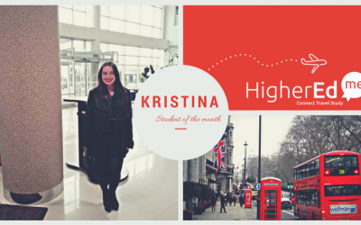 Meet Kristina, who wishes to study abroad Medicine