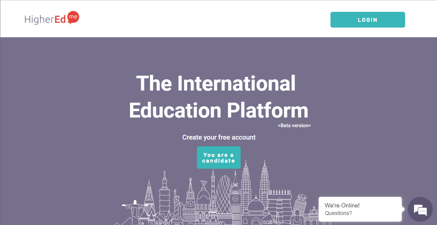 International Education Platform