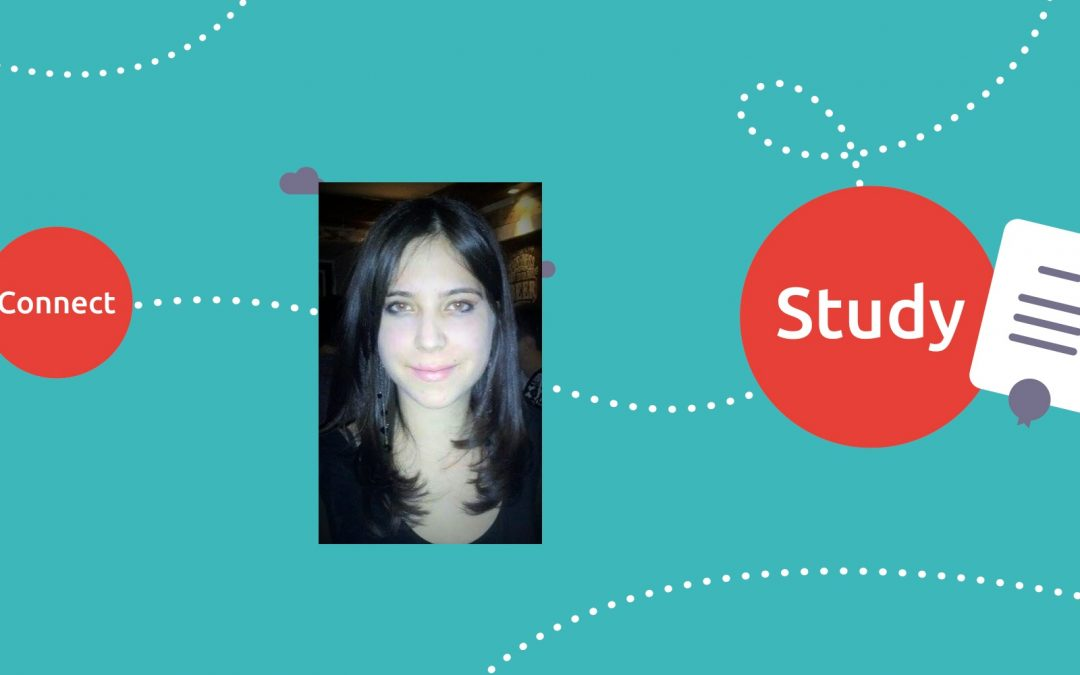 Meet Emilija, a student who uses HigherEdMe to get study abroad opportunities